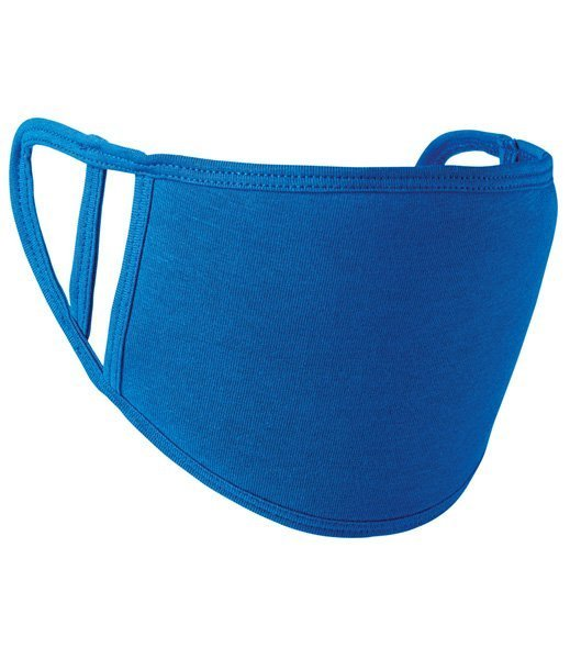 Decorated Face Mask Pack of 5 - Blue Face Mask